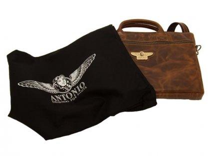 Antonio kožená aktovka Royal Class - ANT05005