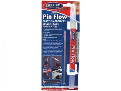 Jehlový aplikátor Pin Flow s trubičkou - DM-AC11