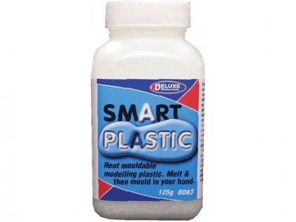 Smart Plastic bílá modelovací hmota 125g - DM-BD63