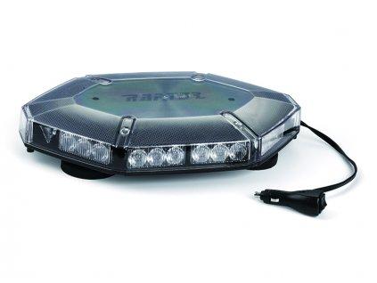 LED rampa 419mm, oranžová, magnet, 12-24V, ECE R65 - raptor911