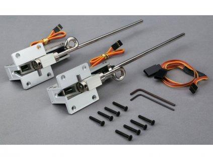 E-flite zatahovací podv. el. tř. 60-120 - 95° rotační - EFLG520