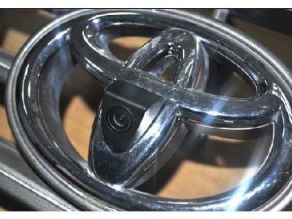 Přední PAL kamera vnější  pro vozy Toyota - c-fTY3