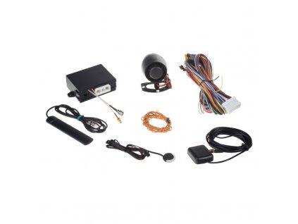 GSM/GPS autoalarm - ja-ca2103