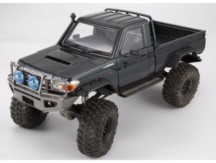 Killerbody karosérie 1:10 Toyota Land Cruiser 70 nenabarvená (Traxxas TRX-4) - KB48732