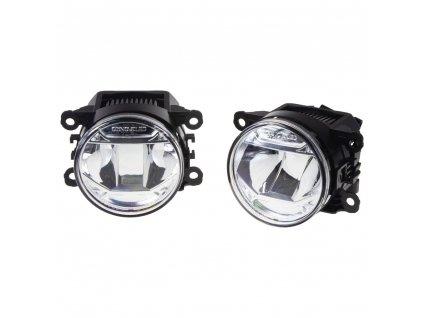 LED mlhová světla (náhrada VALEO), homologace ECE R19 - FOGledVA01