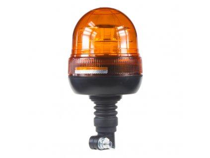 LED maják, 12-24V, 16x3W, oranžový na držák, ECE R65 - wl84hr