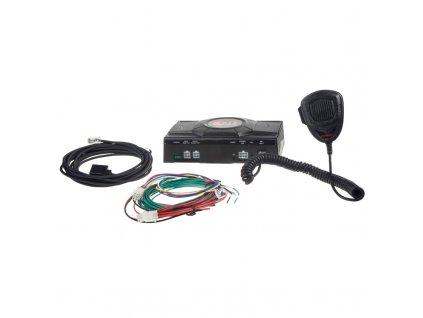 Profesionální výstražný systém s mikrofonem 100W, ECE R10 - SN911IW