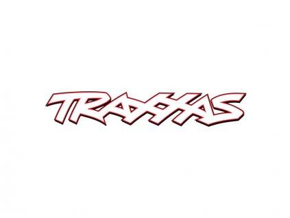 Traxxas PVC samolepka bílá 48x10cm - TRA61664