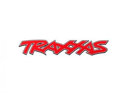 Traxxas PVC samolepka červená 48x10cm - TRA61674