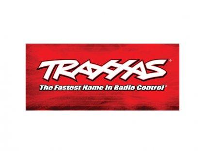 Traxxas racing banner 0.9x2.1m - TRA9909
