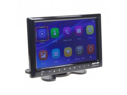 "LCD monitor 7"" na palubní desku s MP3/MP4/USB/Bluetooth/FMmod. - ic-701t"