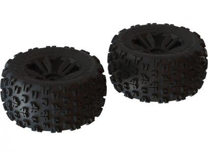 Arrma kolo s pneu dBoots Copperhead2 MT (2) - ARA550059