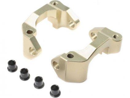Axial závěs těhlice hliníkový (2): Yeti Jr. - AXI31623