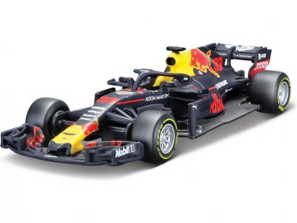 Bburago Red Bull Racing RB14 1:43 #33 Verstappen - BB18-38035
