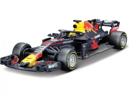 Bburago Red Bull Racing RB14 1:43 #3 Ricciardo - BB18-38035R