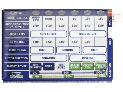 Castle programovací karta Quick Field Air USB - CC-010-0063-01