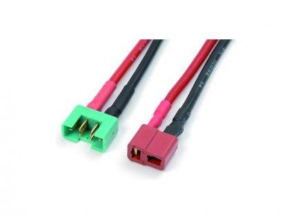 Konverzní kabel MPX samice - Deans samice 14AWG - GF-1300-060