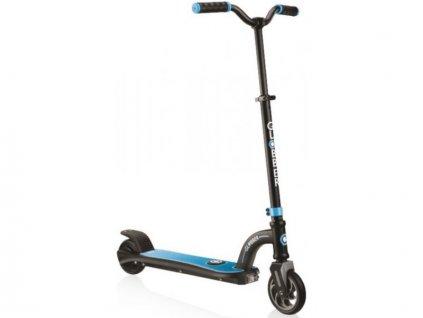 Globber - Elektrická koloběžka One K E-Motion 10 Black Blue - GL-650-101