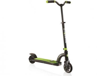 Globber - Elektrická koloběžka One K E-Motion 10 Black Green - GL-650-106