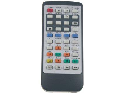 Dálk. ovl. k USB multimediálnímu přehrávači 80239 - 80239ovl