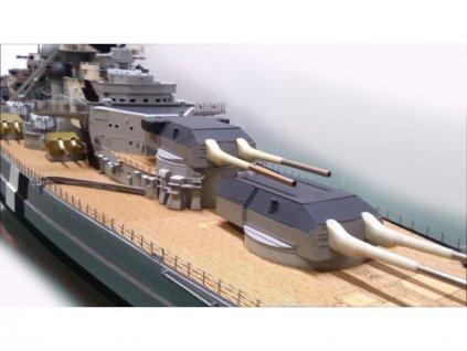 AMATI Bismark 1939 1:200 kit - KR-25076