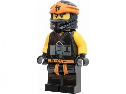 LEGO hodiny s budíkem Ninjago Cole - LEGO7001118