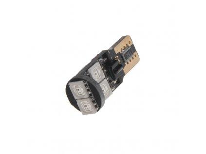 LED T10 RGB, 12V, 6LED/5050SMD - 95RGB-T10-6