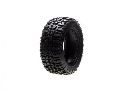 Losi pneu Nomad tvrdá (2): 5TT - LOSB7240