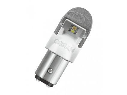 OSRAM 12V P21/5W BAY15d (2ks) bílá - OS1557CW-02B