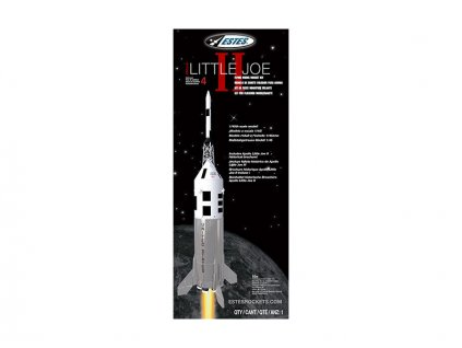 Estes Little Joe II Kit - RD-ES7227