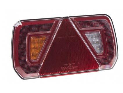 x Sdružená LED lampa zadní levá, ECE - trl07ledL