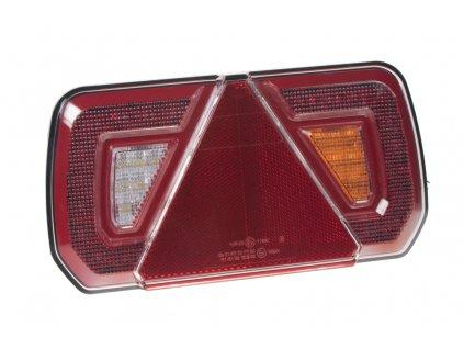 x Sdružená LED lampa zadní pravá, ECE - trl07ledP