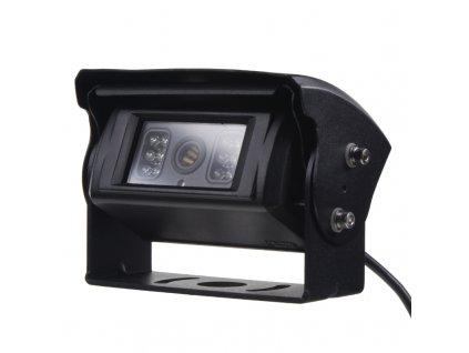 Vyhřívaná zaklápěcí kamera 4PIN CCD sharp s IR, vnější - svc6012ccdT