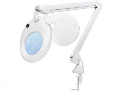 Lightcraft stolní lampa Slim Line LED s lupou - SH-LC8076LED/EUK