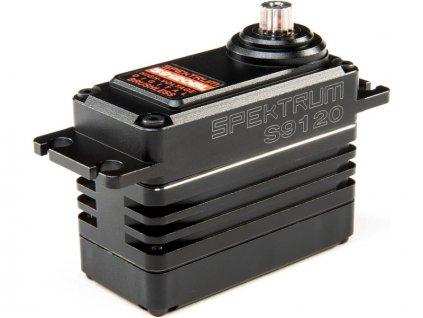 Spektrum servo S9120BL 1:5 Car Torque Metal - SPMSS9120BL