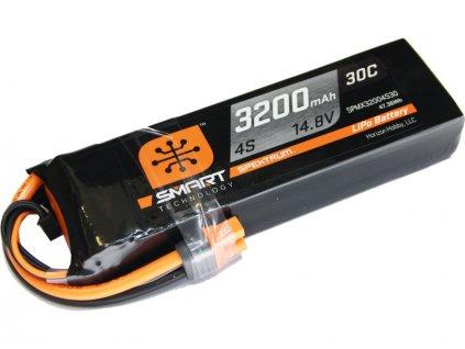 Spektrum Smart LiPo 14.8V 3200mAh 30C IC3 - SPMX32004S30