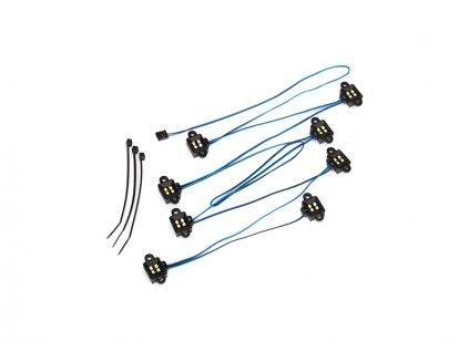 Traxxas LED osvětlení blatníků - TRA8026X