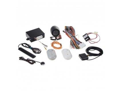 Sada GSM/GPS autoalarmu CA-2103, CA-550, JA-185P a PLV-JA85PG - ja-ca2103setP