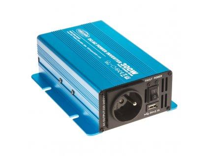 Sinusový měnič napětí z 12/230V, 300W - 35psw312