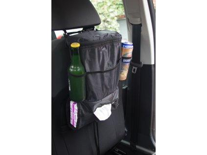 Závěsný organizér do auta s termo kapsou - 45030