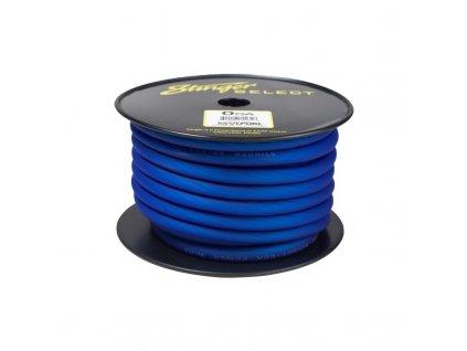 Stinger napájecí kabel 50 mm2, modrý, role 15,2 m - SSVLP0BL