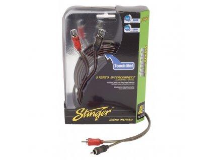 Stinger CINCH kabel 5,1 m - SI1217