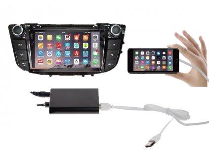 USB zrcadlové zobrazení telefonu v navigaci - mi-mr05usb