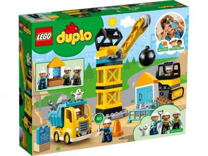 LEGO DUPLO - Demolice na staveništi - LEGO10932