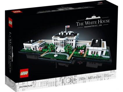 LEGO Architecture - Bílý dům - LEGO21054