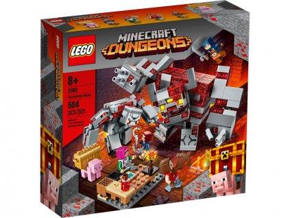 LEGO Minecraft - Bitva o rudit - LEGO21163