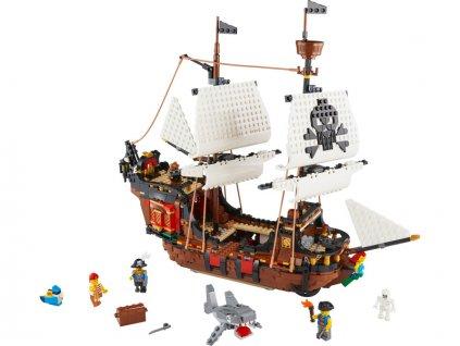 LEGO Creator - Pirátská loď - LEGO31109