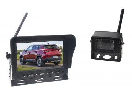 """SET bezdrátový digitální kamerový systém / 1 x 4pin s monitorem 7"""" - svwd47set"""