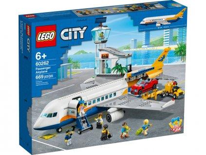 LEGO City - Osobní letadlo - LEGO60262