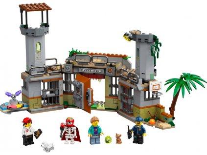 LEGO Hidden Side - Opuštěná věznice v Newbury - LEGO70435